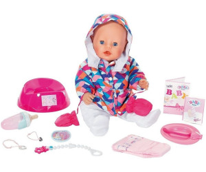 Baby Born Exklusiv Soft Touch Girl Wintertime Ab 39 99