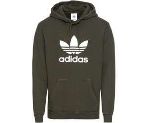 online retailer 4caff f362d Adidas Orginals Trefoil Hoodie Men. night cargo ...