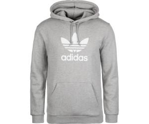 Adidas Trefoil Hoodie Men medium grey heather (DT7963) ab € 44,36 ... 78d610d17d