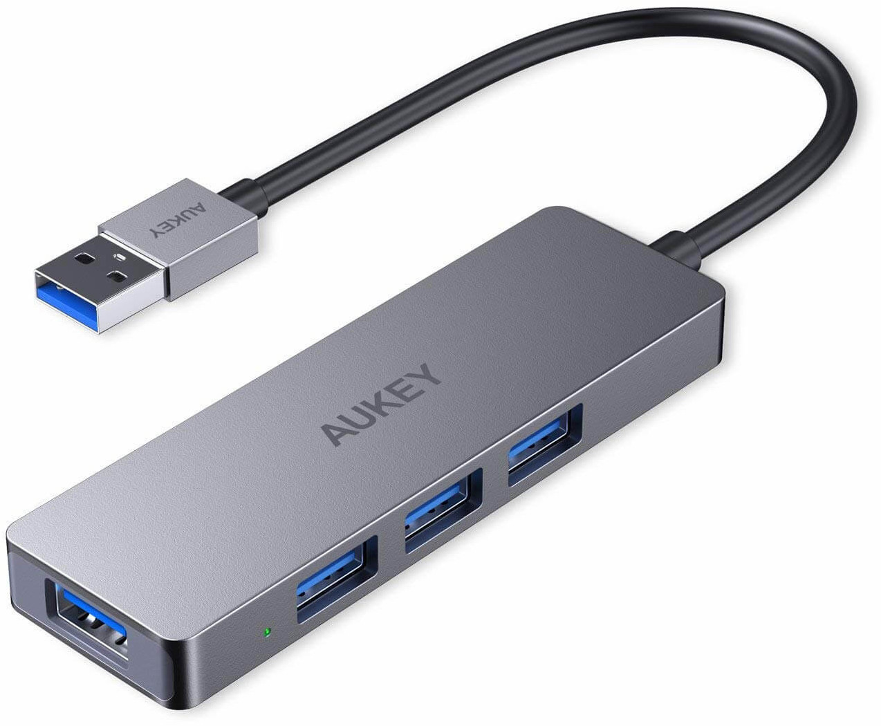 Image of Aukey 4 Port USB 3.0 Hub (CB-H36)