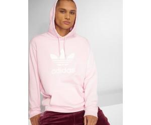 Adidas Trefoil Hoodie Men pink (DT7966) ab € 52,36