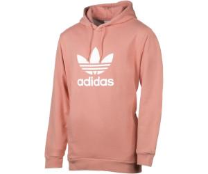 Adidas Trefoil Warm-Up Hoodie dusty pink (CW1245) ab 34,90 ... 6f1e2fcff3