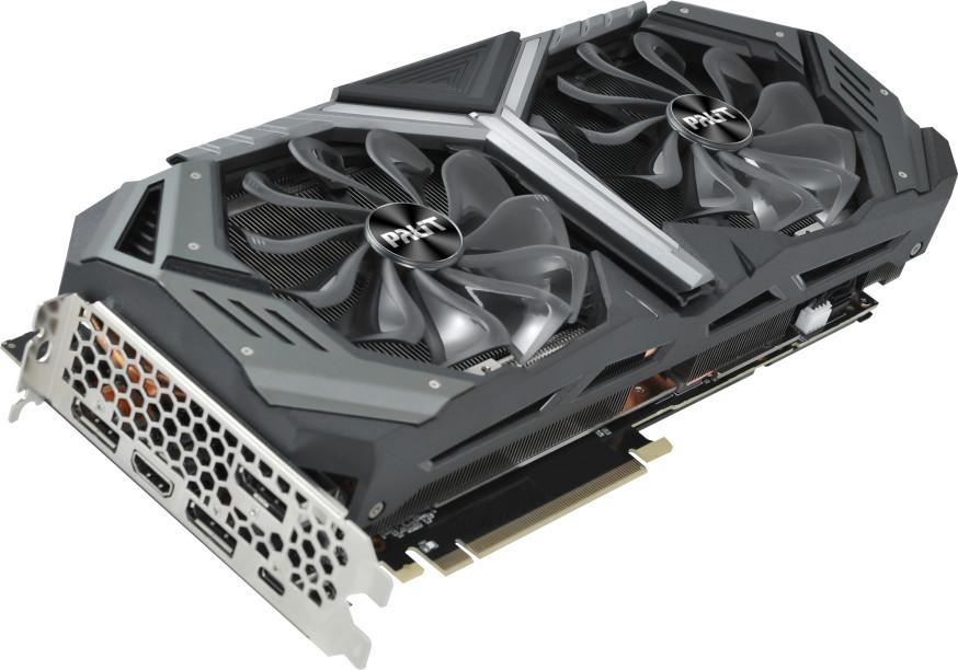 Palit XpertVision GeForce RTX 2080 GameRock Premium