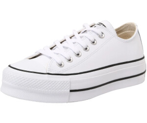 Converse Chuck Taylor All Star Lift Clean Leather Ox W au