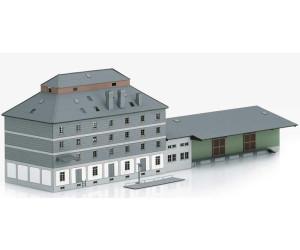 """Märklin Bausatz """"Raiffeisen Lagerhaus mit Markt"""" (72706)"""