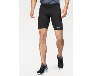 Nike Fast Half Tight Herren Laufhose black