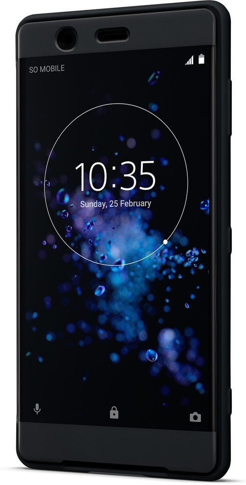 Sony Smart Style Cover Touch SCTH30 (Xperia XZ2 Premium) black
