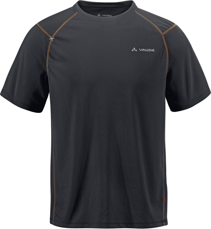 Lightweight Performance T-Shirt Perfect for Outdoor Sports Fast Drying VAUDE Mens Hallett Shirt