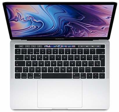 Apple Macbook Pro 15 Mid 2018 Space  i7 / Radeon 560X / 16GB / 512GB SSD / 15.4' Plata - Portátil