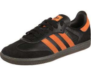 Adidas Samba OG core blackhi res orangegold metallic desde