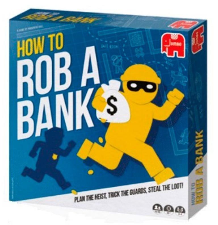 Diset Cómo robar un banco