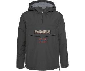 Napapijri Jacket Rainforest Winter Men dark grey solid