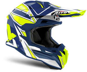 Casco motocross Airoh Twist Rockstar off road casque helmet cross helm