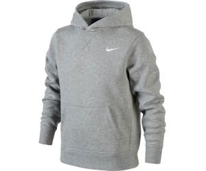 Nike YA76 Brushed Fleece Pullover Kids (619080) dark grey