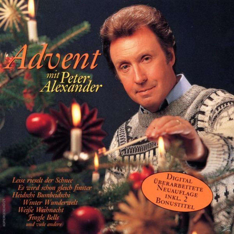 Peter Alexander - Advent mit Peter Alexander (CD)