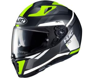 Helm HJC i70 ASTO MC8 schwarz-grau-pink Gr.
