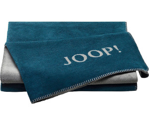 Joop Uni Doubleface 150x200cm Petrolgraphit Ab 5999