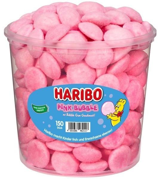 Haribo Pink Bubble (150 Stück)