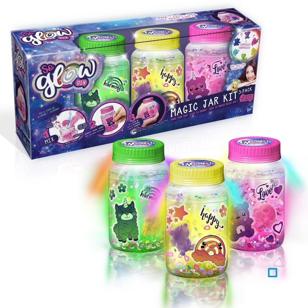 Canal Toys So Glow - Magic Jar Kit
