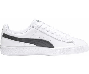 8b43a9564675 Buy Puma Heritage Basket Classic white black from £47.52 – Best ...
