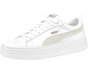 Puma Smash Platform L whitewhite ab 44,99