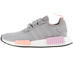 Adidas NMD_R1 W light granite/light granite/clear orange ab ...