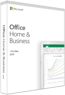 Microsoft Office 2019 Home & Business (IT) (PKC)