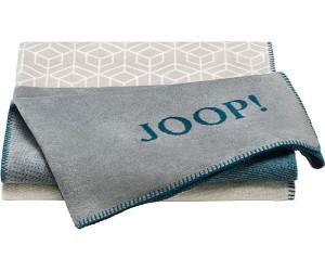 Joop Kuscheldecke Decke Gekettelter Zierstich 150 X 200 Cm