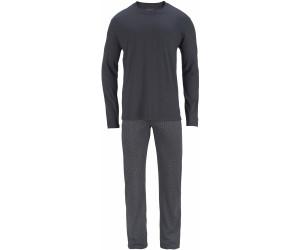904f17dfc3ca3b Schiesser Ebony Pyjama grau (159633-203) ab 19,90 € | Preisvergleich ...