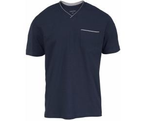 084067f88e Seidensticker Basic Line Pyjama blau (162688-804) ab 26,60 ...