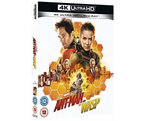 Buy Ant-Man and the Wasp (4K UHD) [Blu-ray] [2018] from
