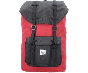 650c4279fc8 ... barbados cherry crosshatch black crosshatch. Herschel Little America  Backpack