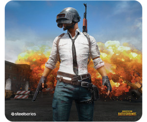 SteelSeries QCK+ PUBG Edition