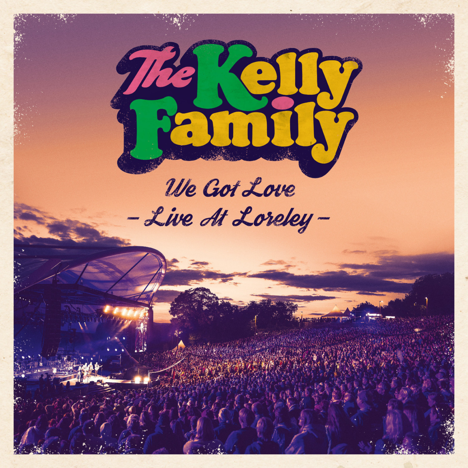 The Kelly Family - We got Love - Live at Loreley (CD)