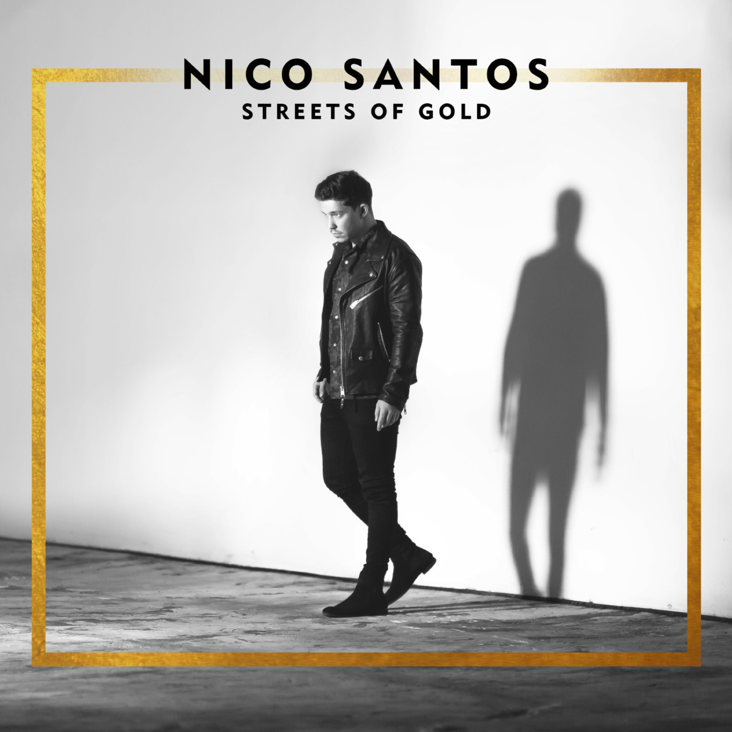 Nico Santos - Streets of Gold (CD)