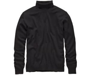 MAERZ Pullover Herren Rollkragen Merino Superwash 490600 595 schwarz | Smartkauf Herrenmode