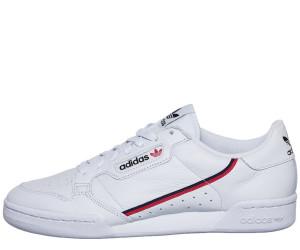 Adidas Continental 80 aero blue/scarlet/collegiate navy a ...