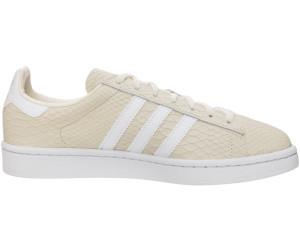 Adidas Campus core whitefootwear whitegold metallic ab 35