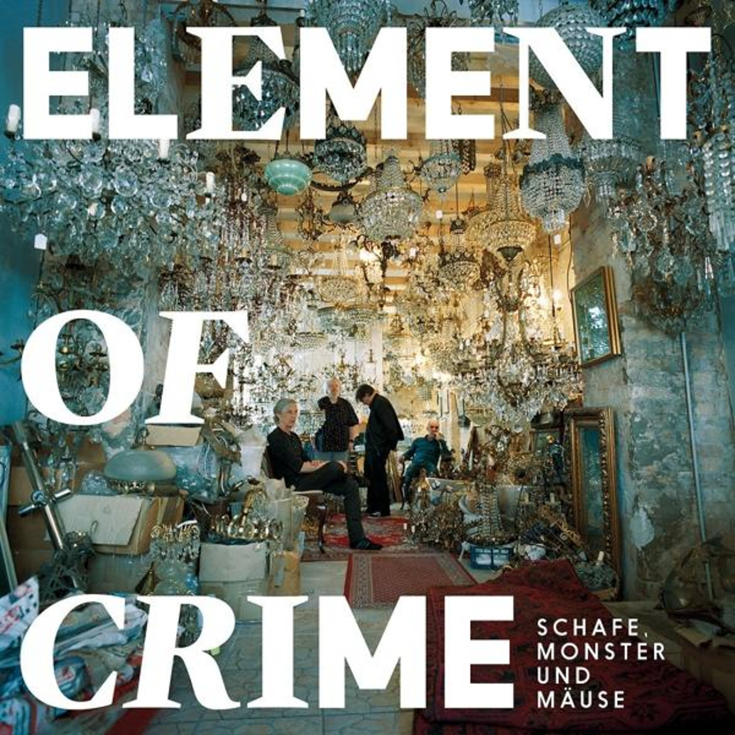 Element of Crime - Schafe, Monster und Mäuse (CD)