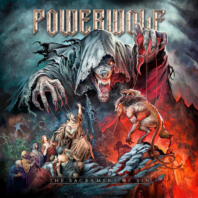 Powerwolf - The Sacrament of Sin (CD)