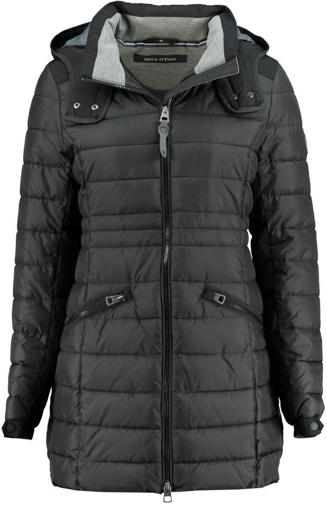Marc O'Polo Coat Slow Down - No Down black (808098771163-990)