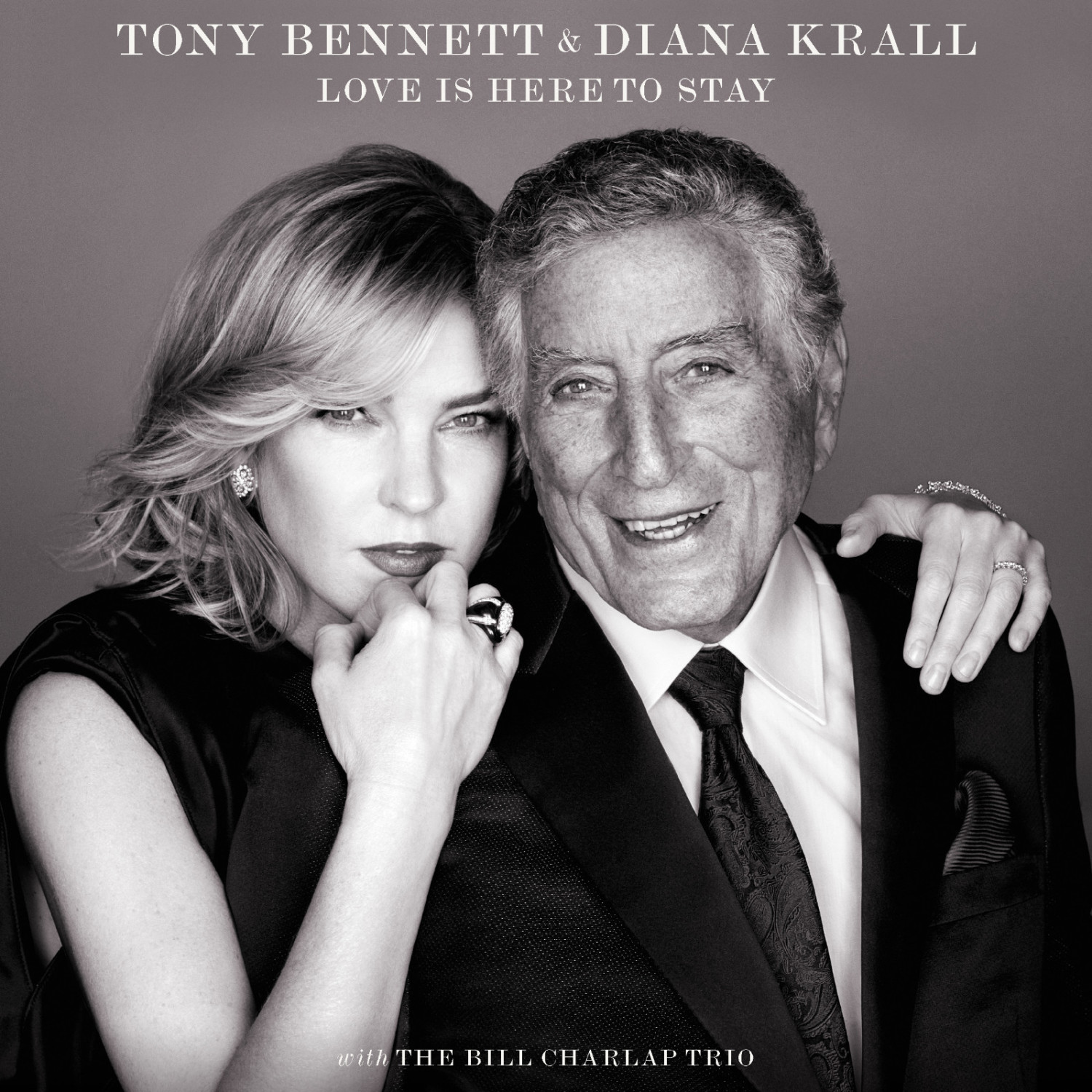 Tony Bennett & Diana Krall - Love is here to stay (CD)
