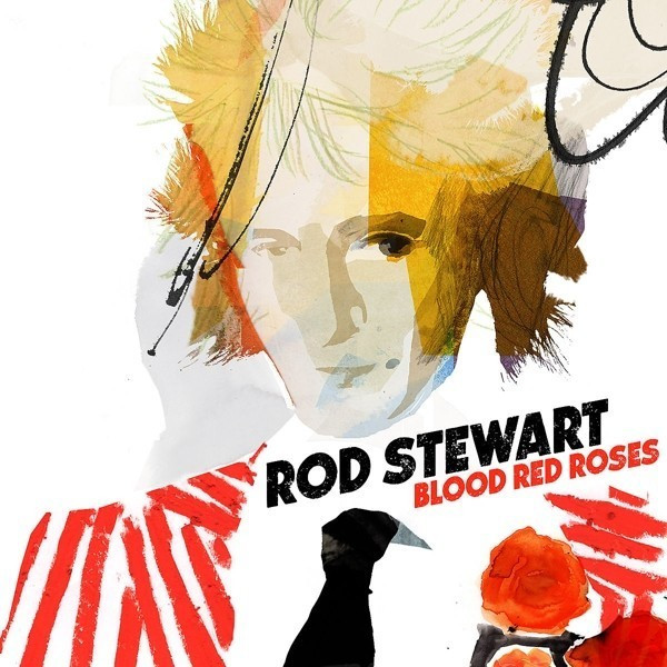 Rod Stewart - Blood Red Roses (CD)