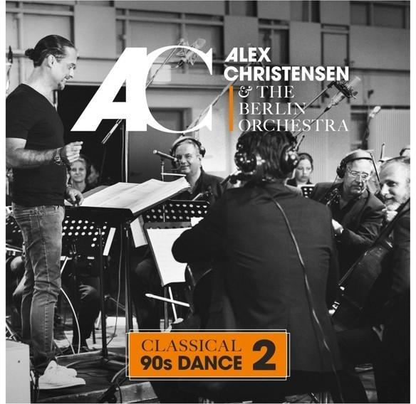 Alex Christensen & The Berlin Orchestra - Classical 90s Dance 2 (CD)