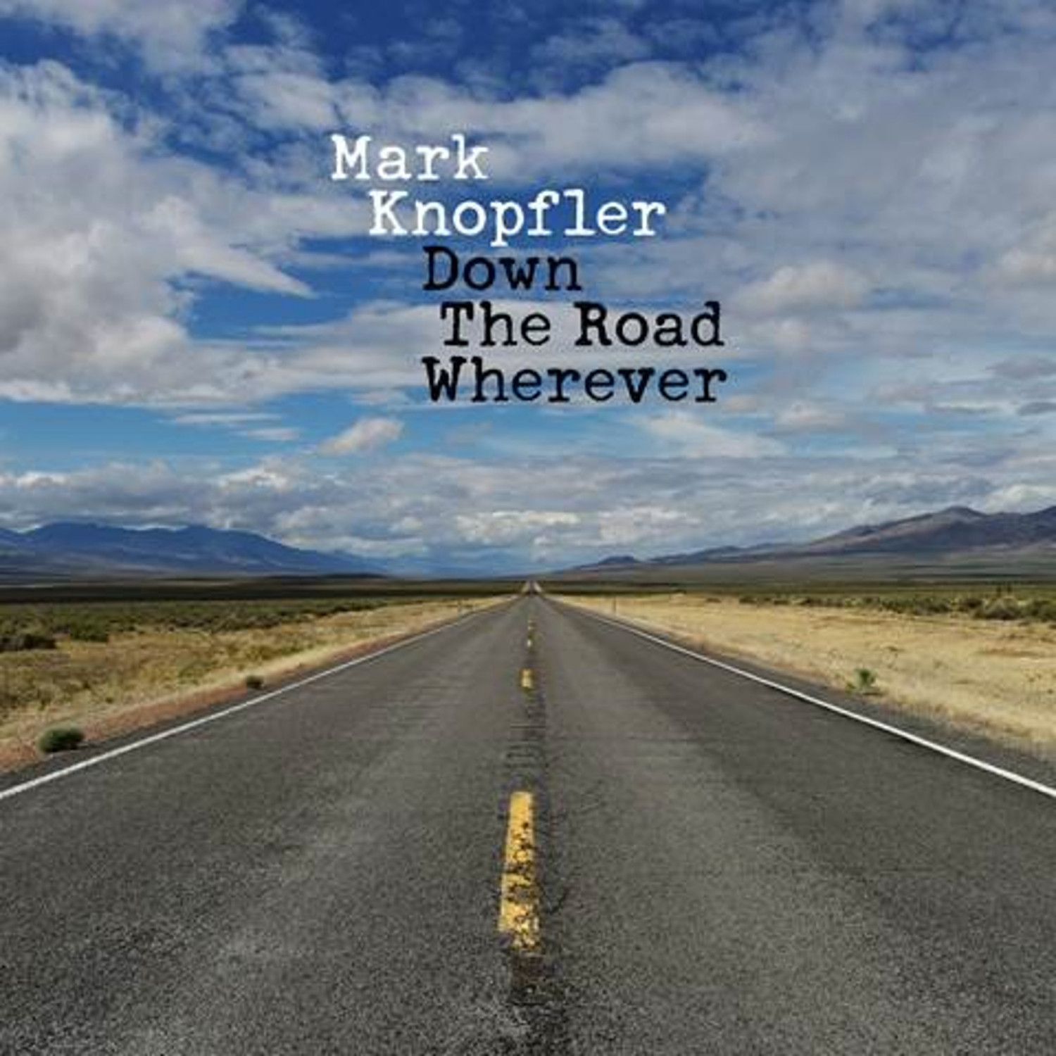 Mark Knopfler - Down the Road wherever (Deluxe Edition) (CD)