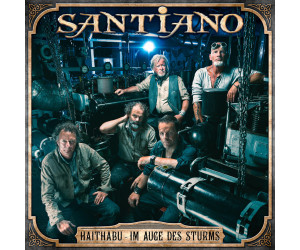 Santiano - Haithabu - Im Auge des Sturms (CD)