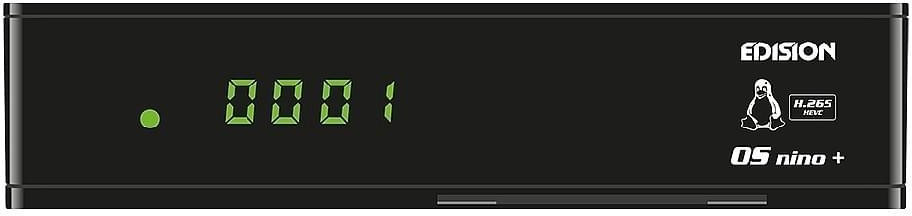 Image of Edision Os Nino+ DVB-S2 + DVB-C/T2
