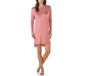 49a7310b124a Mey Livia Long Sleeve Nightshirt blush ab 49