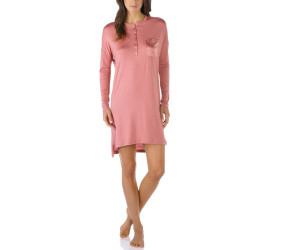 49a7310b124a Mey Livia Long Sleeve Nightshirt blush ab 49