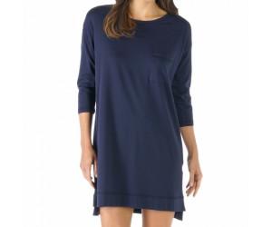 66f17f6170ab22 Mey Night2Day 3 4 Oversized Shirt night blue ab 44